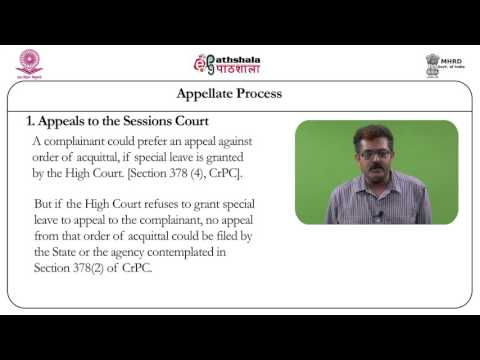 Appellate process (LAW)