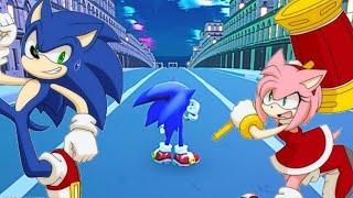 Sonic Running From Love (Endless Runner - Fangame)