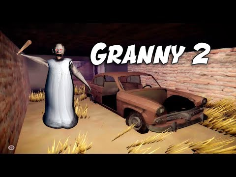 GRANNY 2 FIRST LOOK ( Granny New Update ) | Granny 2 Horror gameplay