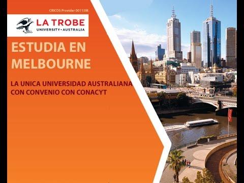 Seminario Online con La Trobe University - Destino Australia