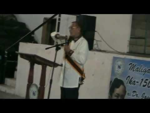 150th Birthday of Dr. Jose RIzal June 19, 2011