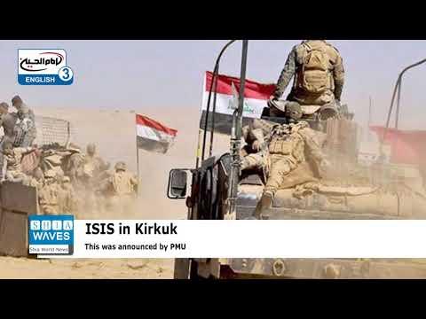 Eight ISIS terrorists killed in Wadi al-Shay in Kirkuk Province