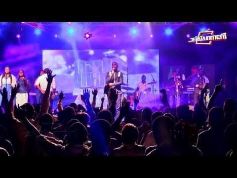 Joe Mettle raising worship awesomely