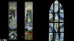 Kirkko tutuksi: Lasimaalaukset Savonlinnan kirkoissa