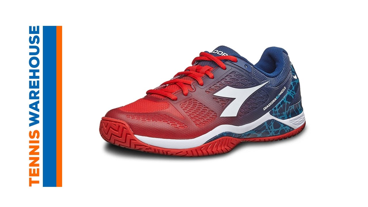 d9db19f0e199 Diadora Speed Blushield Men s Shoe Review - YouTube
