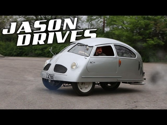 What It's Like To Drive The Worst Car In The World – Jason Drives