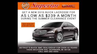 The NEW Superior Buick GMC is Detroit's Buick GMC Dealership