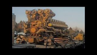 Download Big Engine Starting Up and Sound Mp3 and Videos
