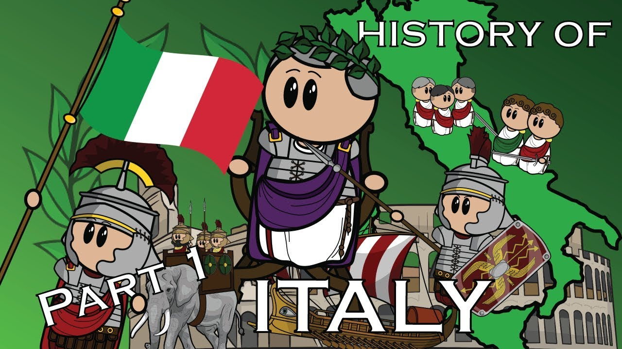 Download The Animated History of Italy   Part 1