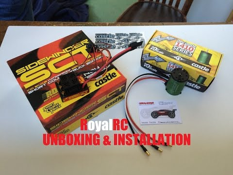 how to clean traxxas brushed motor