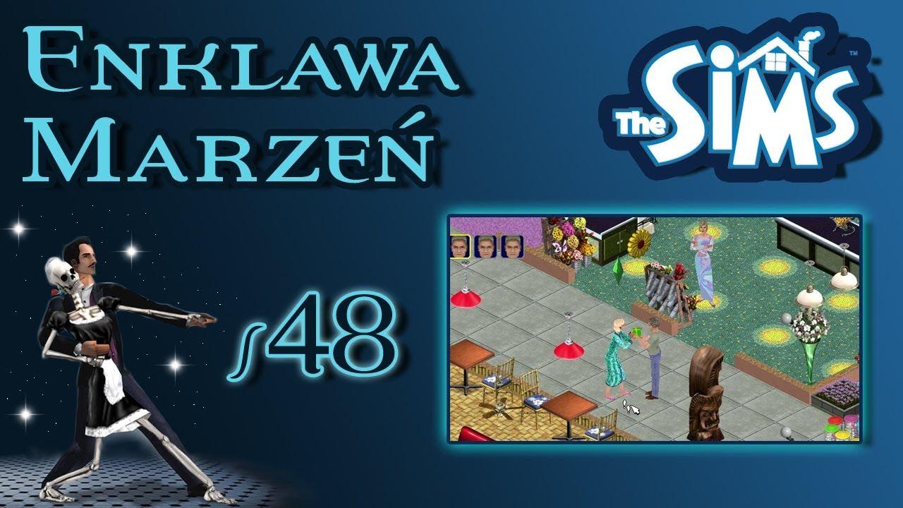 """Enklawa Marzeń odc. 48 – The Sims 1 – """"Zadanie od bóstw"""""""
