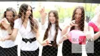 Клип 'Уходим', школьный выпускной - 2013