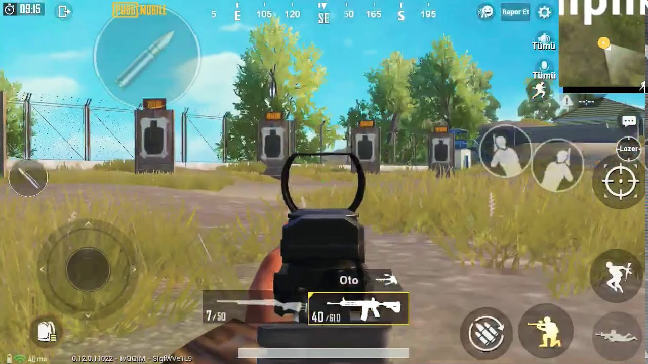 İphone 6/6s/7/8 best sensitivity settings!Pubg MOBİLE(2-3fingers/All scope)