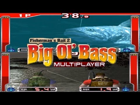 Fisherman's Bait 2 - Big Ol' Bass Multiplayer