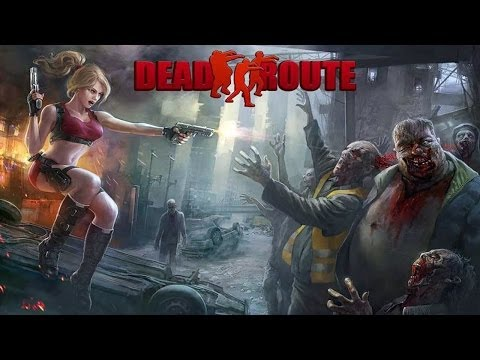 Dead Route - iOS / Android - HD (Sneak Peek) Gameplay Trailer