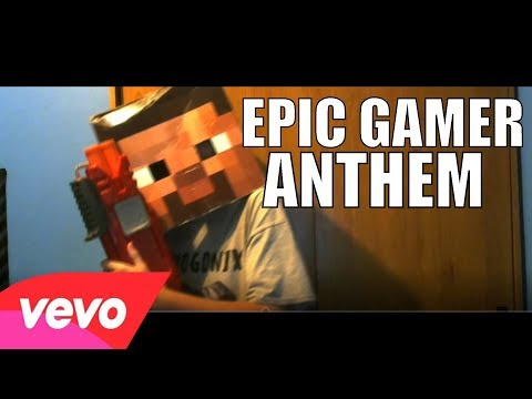 Omogonix - Epic Gamer Anthem (Official Music Video)