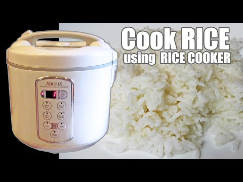 how-to-cook-rice---aroma-rice-cooker---cooking-white-rice-recipe---rice-to-water-ratio---homeycircle