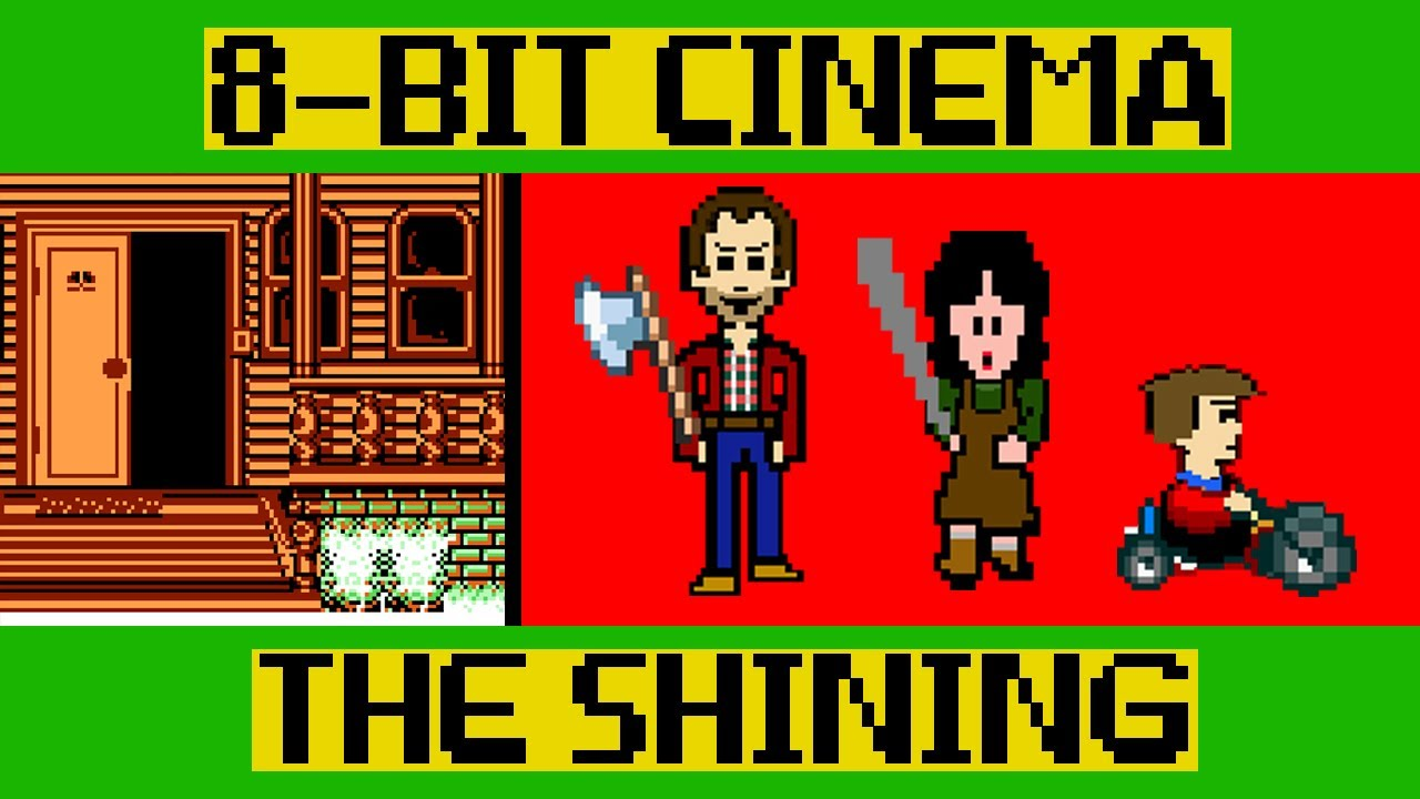 The Shining  - 8 Bit Cinema