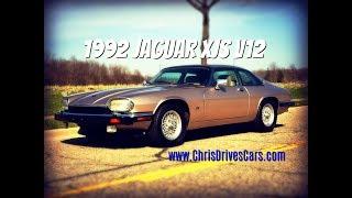 """Jaguar XJS V12 Coupe - """"Chris Drives Cars"""" Video Test Drive"""
