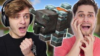 WE WORDEN AANGEVALLEN DOOR DE PILLAGERS   Minecraft 1.14 Survival [#6] met Wouter