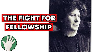 The Fight for Fellowship (Hertha Marks Ayrton) - Objectivity #56