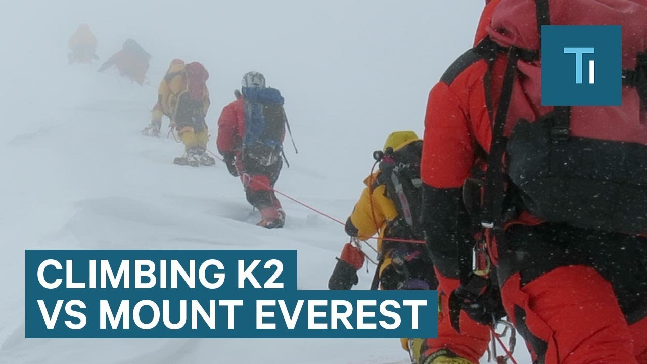climbing mt everest dangers of mountain climbing The odds a person climbing mount everest will die in the attempt are 1 in 6146 on its deadliest day, may 10, 1996, the mountain claimed eight people during a.