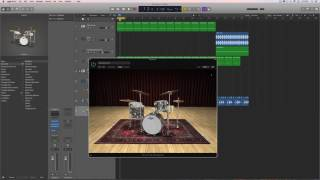 House music / beat 1(b) - Logic Pro X