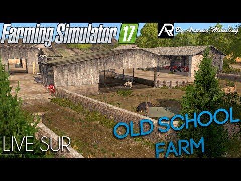 je d couvre la derniere map arsenic modding farming simulator 17 youtube. Black Bedroom Furniture Sets. Home Design Ideas