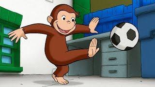 George O Curioso 🐵 A Fuga do Charkie 🐵Episódio Completo 🐵 Desenhos Animados