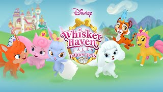 Disney Palace Pets - Whisker Haven Tales | Play Girls Games