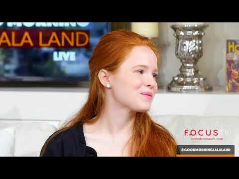 Good Morning LaLa Land interview with Isabel Oliver Marcus