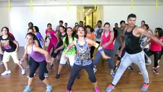 Zumba® -Bollywood BABY DOLLwith ZES Sucheta Pal featuring Bangalore instructors