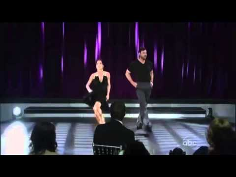 General Hospital - Sam and Anton Dance at the Nurse