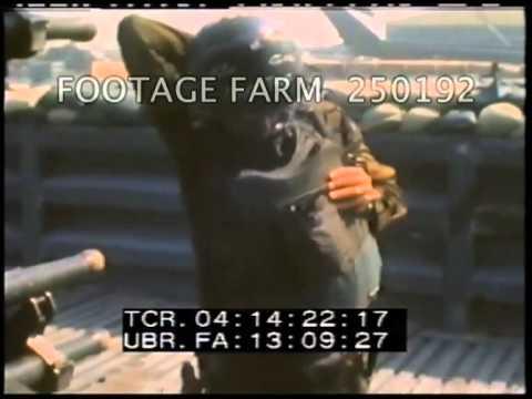 Vietnam War: Dustoffs (82nd Med. Det, 45th Medical Company) 250192-01 | Footage Farm