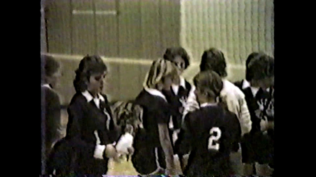 NAC - NCCS Volleyball part two - 1983