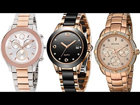 Best Ladies Watch Collection On Amazon//buy Online