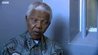 Mandela intii uu xabsiga ku Jiray By Kati Ciise BBC Somali