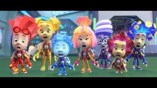 Tamircikler Robotçuklara Karşı  Türkçe Dublaj Fragman Teaser HD  6 Martta Sinemalarda