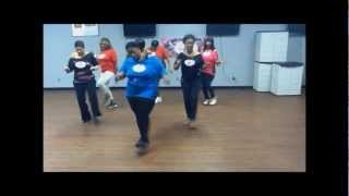 TEXAS TWIST Line Dance - INSTRUCTIONS