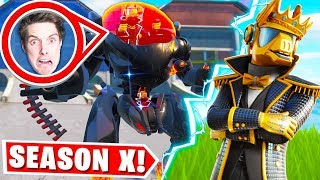 BEST FORTNITE SEASON YET?? (Season X)