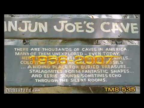 Youtube Injun Joe's Cave