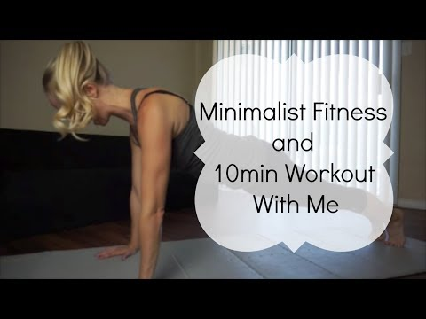 Minimalist Fitness Plan | Workout With Me | Primal Blueprint Lifestyle