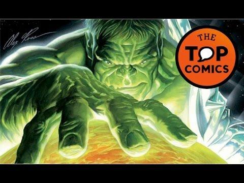 Los mejores cómics: Planet Hulk l World War Hulk