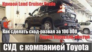 Тойота облажалась на Российском рынке Часть 1