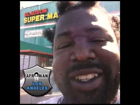 "Afroman, ""I Can"