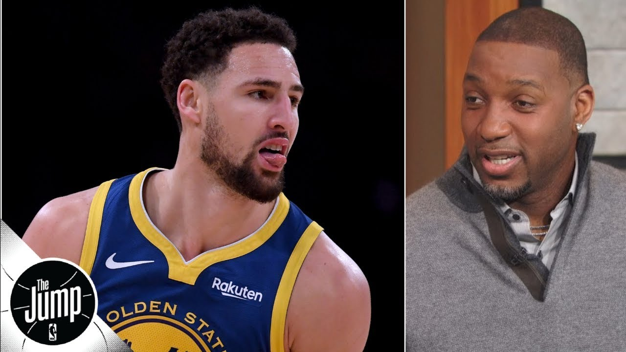 00b984f06591 Klay Thompson leaving the Warriors is extremely unlikely - Tracy McGrady