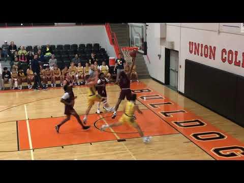 Bourbon County High School Highlights  vs Knox Central