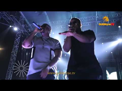 'IYANYA' PERFORMED ALONGSIDE 'DON JAZZY' AT MAVIN ACCESS CONCERT GT YouTube