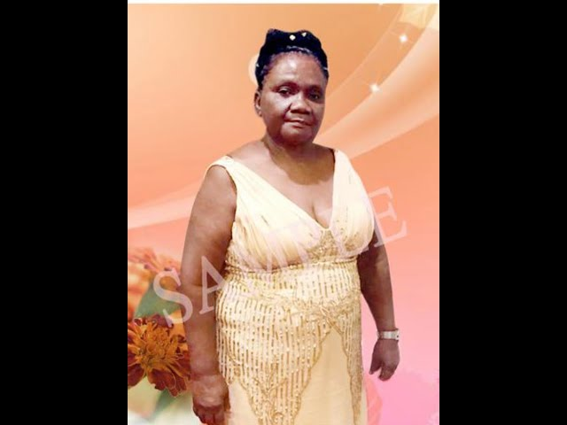 Thanksgiving Service For the Life of Deborah