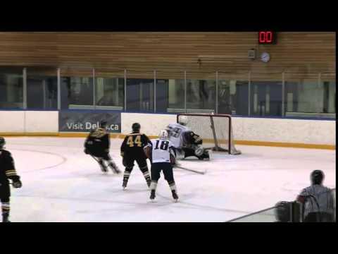 Sam Kozlowski- # 9 Delta Ice Hawks VS Grandview Steelers-Jan 19,2016